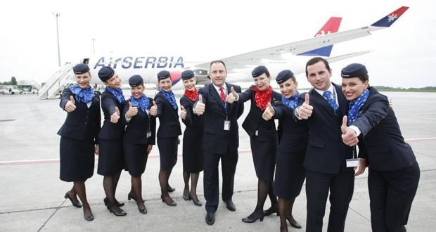 Распродажа Air Serbia: из Москвы в Европу от 6400₽, в Израиль за 9800₽ туда-обратно