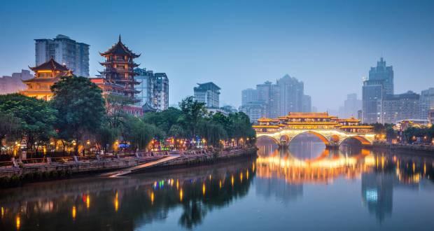Китай для СПб! Прямые рейсы из Хельсинки в Чэнду за 24200₽ туда-обратно до июня