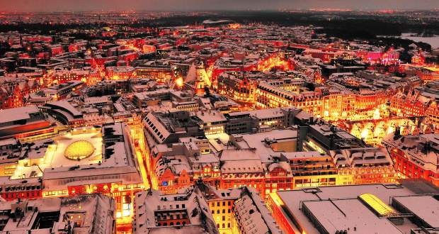 Победой осенью из Москвы в Лейпциг за 6800₽ туда-обратно