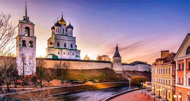Дешево и симпатично: из Мск в Псков от 2100₽ туда-обратно летом и осенью