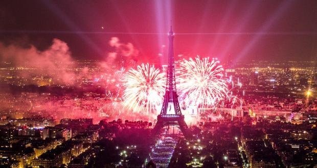 На Новый Год из Вильнюса в Париж за 3500₽ туда-обратно с Wizz Air