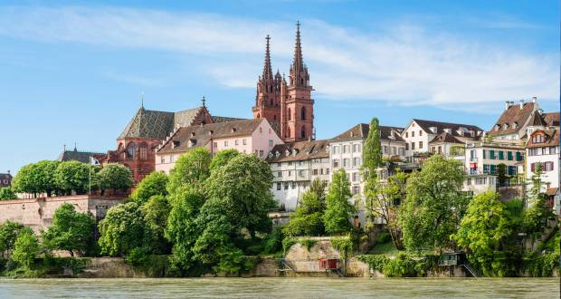 Сборки в сентябре для Казани: Будапешт + Базель или Берлин — 6300₽/6900₽ на все перелеты