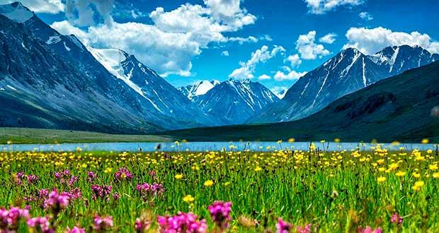 Горы - это любовь! С Победой на Алтай в конце мая от 8200₽ туда-обратно из Москвы