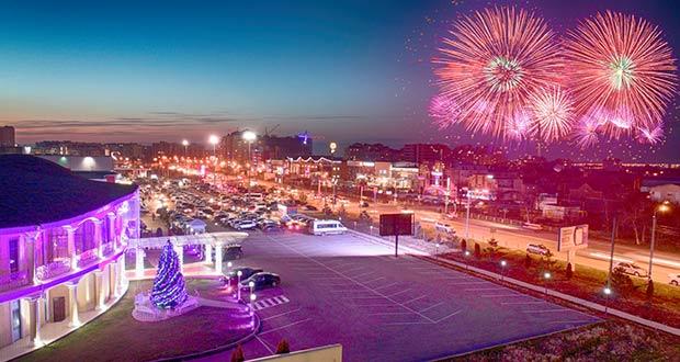 Новый Год в Сочи для Петербурга: дешевый тур на неделю от 7200₽ на чел.