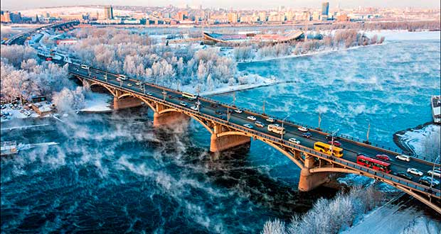 Аж до марта! Из Мск в Красноярск с Utair за 4800₽ туда-обратно!