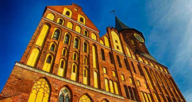 Короткие туры в Калининград для двух столиц на 3 ночи от 7000₽/8100₽ на чел.