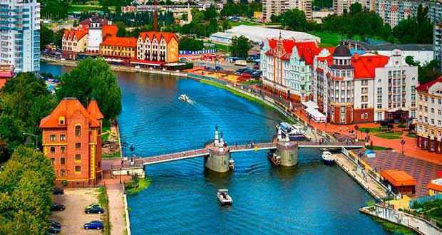Новые даты в мае! Дешевые чартеры в Калининград из Москвы всего от 2700₽ туда-обратно