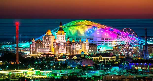 Шик-цена для СПб: горящий тур в Сочи на неделю послезавтра 3800₽ на чел