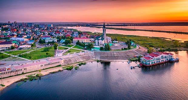 Прямые рейсы из Наб. Челнов в Ростов и Нижневартовск от 2200₽ туда-обратно