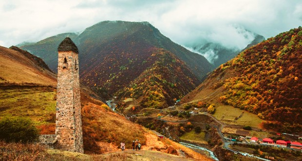 Осенью на Кавказ: с Utair в Назрань из Москвы за 3100₽ туда-обратно