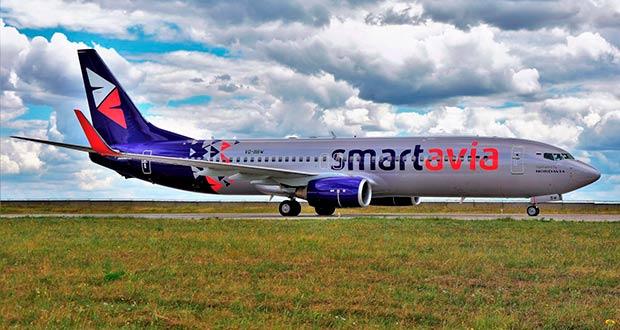 НАЧАЛОСЬ! Распродажа Smartavia: билеты по России от 990₽ в одну сторону
