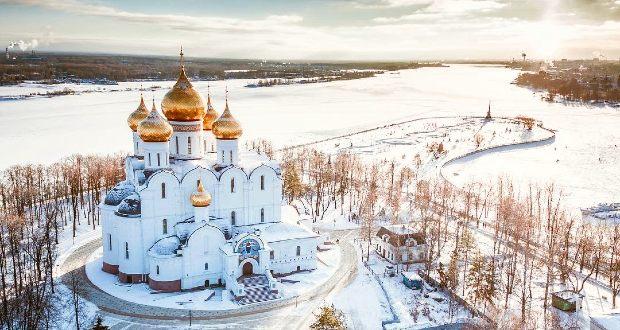 На Новый Год и не только! Аэрофлотом из Москвы в Ярославль за 2000₽ туда-обратно