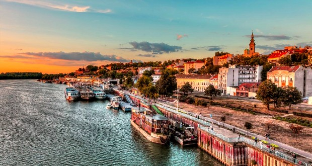 Хочется в Европу?! Туры из СПб в Сербию (Белград) на неделю от 25600₽ на чел.